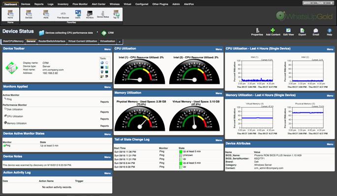 2016 Network Management Software Smackdown Network