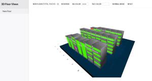 3D Floor Plan OpManager v12