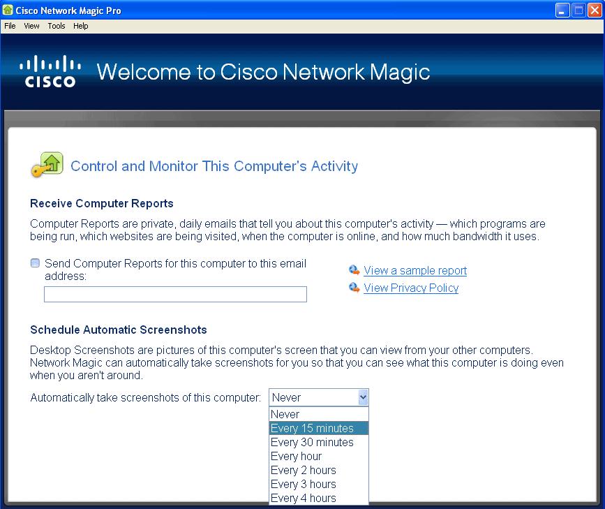 Cisco Network Magic Review