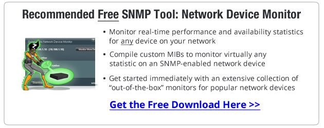 SNMP Management: OIDs, MIBs, Traps, Notifications & More