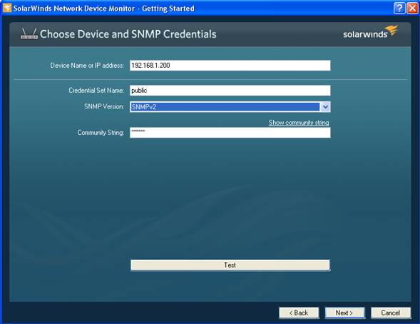 Review Solarwinds Network Device Monitor New Free Tool