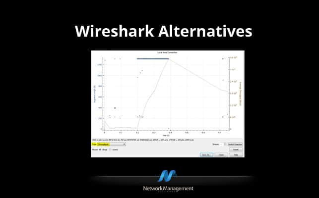 Best Wireshark Alternatives!