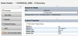 SolarWinds Orion API SDK – Scripting with Python