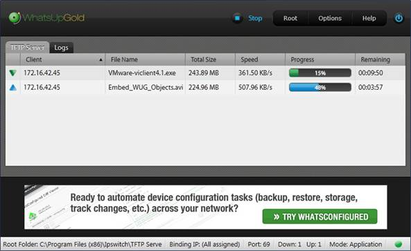 Free TFTP Servers \u0026 Clients for Windows