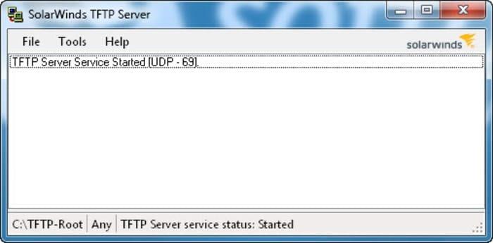 FREE TFTP Server